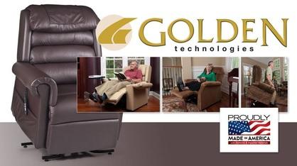 Golden Reclining Lift Chairs